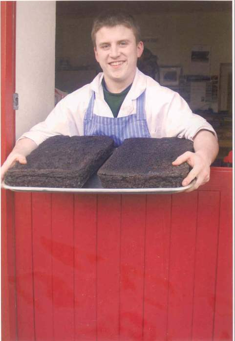 Sneem Black Pudding!